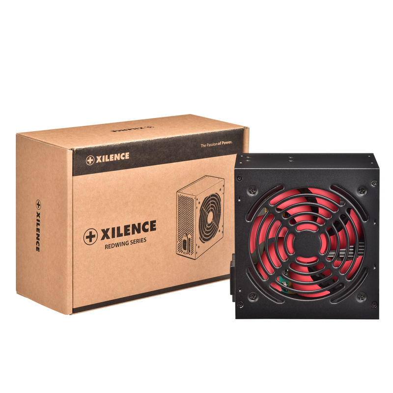 Xilence - XN051 XP400R7 400 Watt Power supply, Redwing | XP400R7